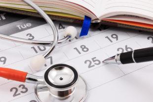 4 dicas de organização para sua agenda de consultas