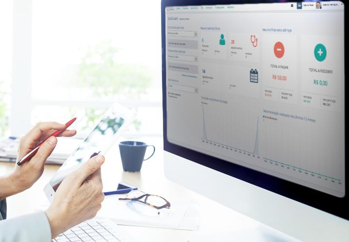 5 informações para entender como funciona um software para clínicas e consultórios
