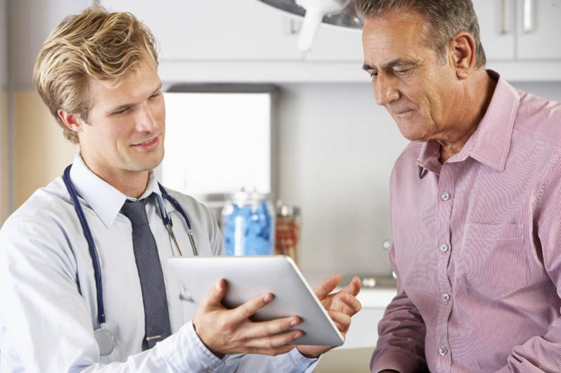 O que meus pacientes ganham com imagens médicas na nuvem?