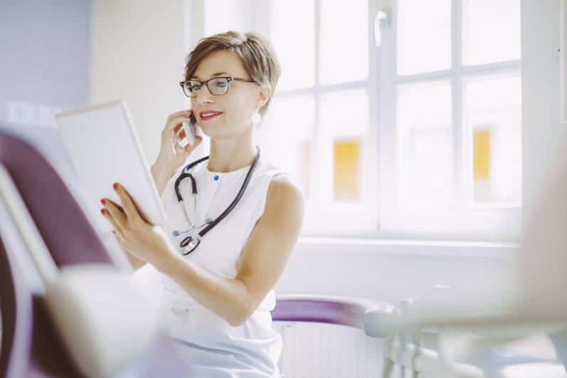 Empreendedorismo na área da saúde