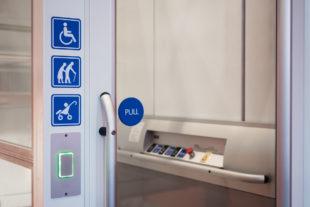 Como está a acessibilidade na sua clínica ou consultório médico?